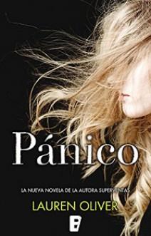 Lauren Oliver - Pánico