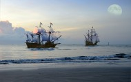 Las mejores novelas románticas de piratas