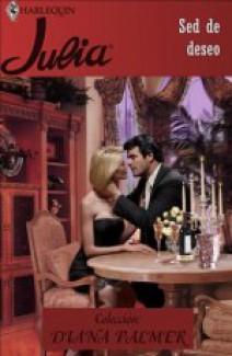 Diana Palmer - Sed de deseo