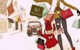 Serie Loca por las compras, de Sophie Kinsella