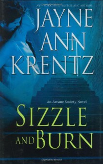 Jayne Ann Krentz - Sizzle and burn