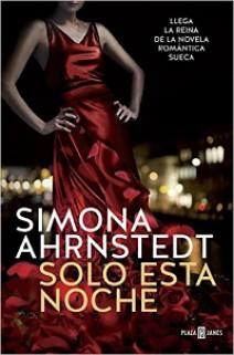 Simona Ahrnstedt - Solo esta noche