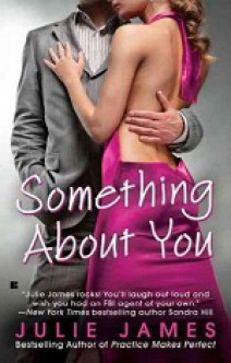 Julia James - Something about you