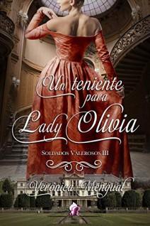 Verónica Mengual - Un teniente para Lady Olivia