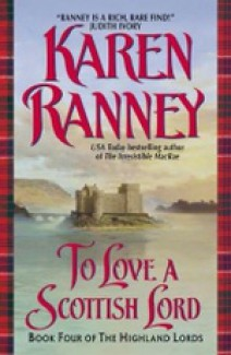 Karen Ranney - To love a Scottish Lord