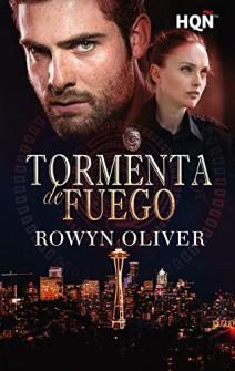 Rowyn Oliver - Tormenta de fuego