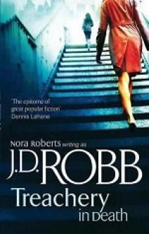 J.D. Robb - Treachery in death