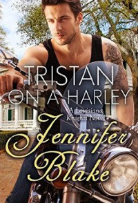Tristan on a Harley