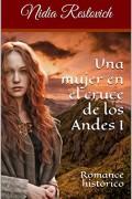 Una mujer en el cruce de los Andes