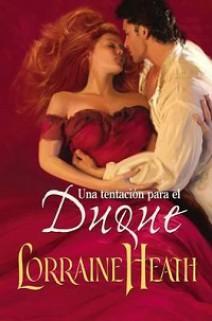 Lorraine Heath - Una tentación para el duque