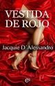 Jacquie D'Alessandro - Vestida de rojo