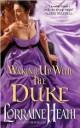 Lorraine Heath - Waking Up With the Duke