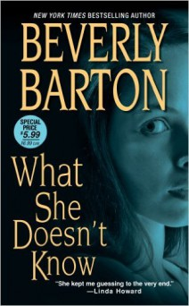 Beverly Barton - What she doesn't know