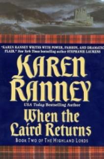 Karen Ranney - When the Laird returns