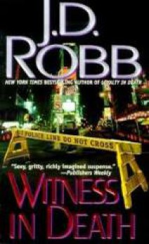 J.D. Robb - Witness in death