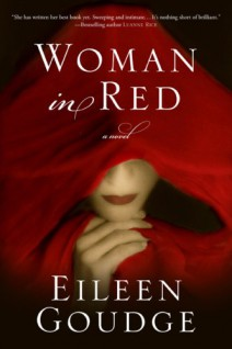 Eileen Goudge - Woman in red