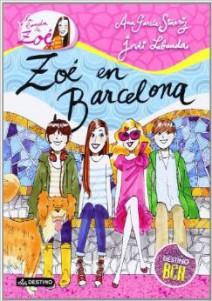 Zoé en Barcelona - Ana García Siñeriz y Jordi Labanda